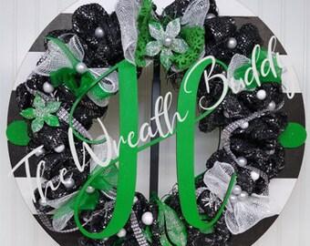 Wreath Buddy   Custom Wreaths   DIY Wreath   Everyday Wreaths   Front Door Wreaths   Front Door Décor   Year Around Wreaths   DIY Wreath