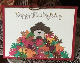 Thanksgiving Card, Birthday Card, Holiday Card, Get Well Card, Sympathy Card, Retirement Card, Graduation Card, Baby Shower Card, Friendship