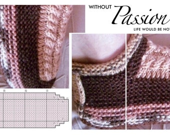 be6abde9ae3c3 Chaussons en tricot pour femme.Patron -master class en photo