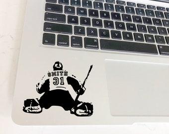 5e47d1beb29 Ice Hockey Goalie Computer Decal