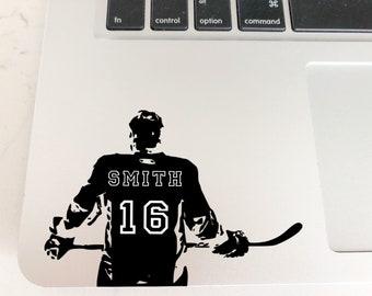 d95d3c51aef Ice Hockey Custom Laptop Decal