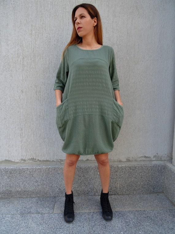 Dress Dress Size Dress Dress Oversize Dress Dress Maxi Summer Boho Cotton Dress Plus Casual Loose Dress Womens Dress Maternity YANORA Dress zxPdwqqZ