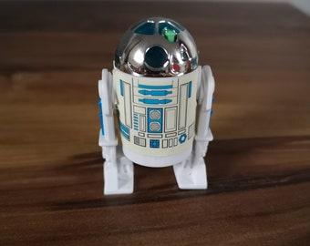 R2D2 DROID 3D BELT BUCKLE STAR WARS GEEK GIFT SCIFI MOVIE NERD PROP SNAP BELT