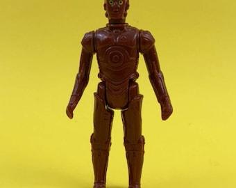 Vintage Style Custom Figure Red Proto Loose