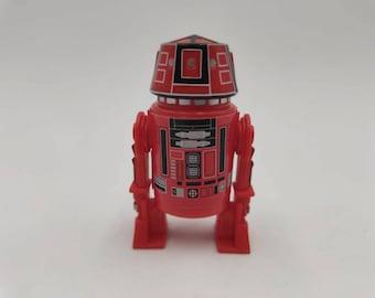 IN STOCK Vintage Style  custom figure Red-K6 loose