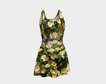 Carlys summertime flower power Dress
