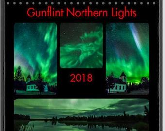 2018 Gunflint Northern Lights Calendar