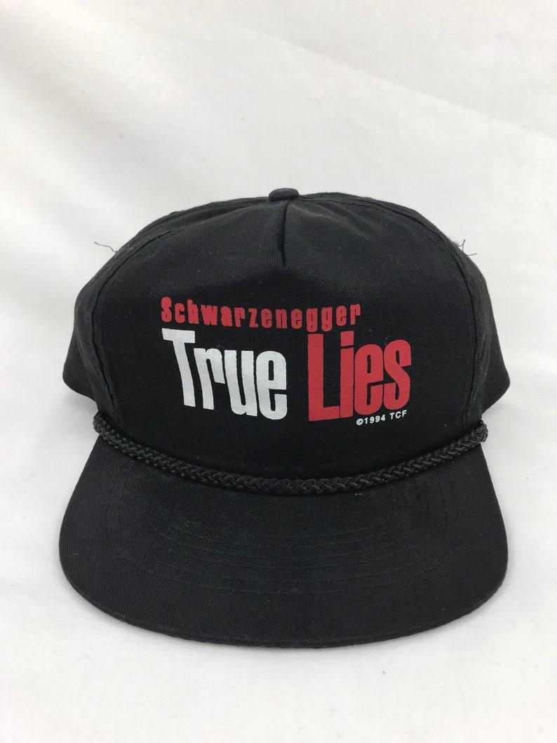 1994 True Lies Promotional Hat