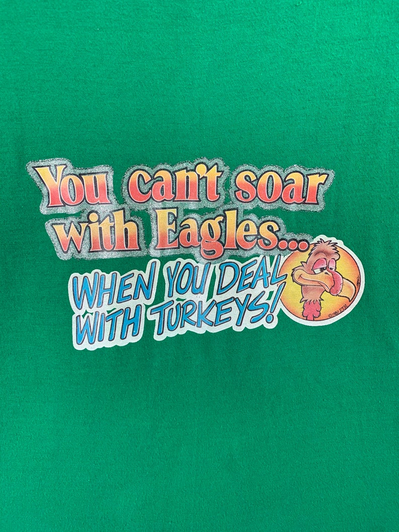 Turkey Vintage 1980 Shirt