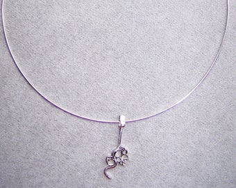 Sterling Silver Tidal Pool Pendant