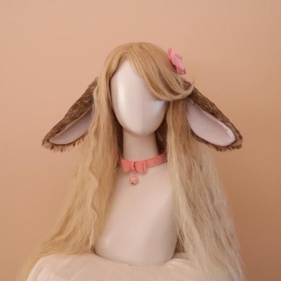 Brown Party Pro 333227 Nose Pinocchio Headband Rabbit
