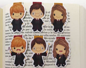 Wizards || Magnetic Bookmark