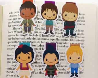 Princes (2)    Magnetic Bookmark