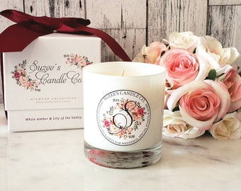 Luxury Soy Candle - Luxury Candle - Scented Soy Candles - Scented Candles - Jar Candle - Soy Candle Gift - Soy Candle Handmade