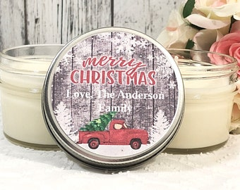 Christmas Party Favors - Farmhouse Christmas - Christmas Party - Holiday Party Favors - Christmas Corporate Gift - Christmas Gift