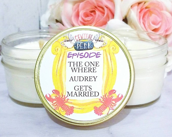 Bridal Shower Favors - Friends Bridal Shower - Friends Favor - Friends Wedding - Bridal Shower Party Favors - Bridal Shower Candle Favor