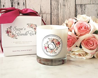 Luxury Soy Candle - Soy Candle  - Hand Poured Soy Candle - Luxury Candle - Scented Soy Candle - Gift For Her - Soy Candle Gift - luxury Gift