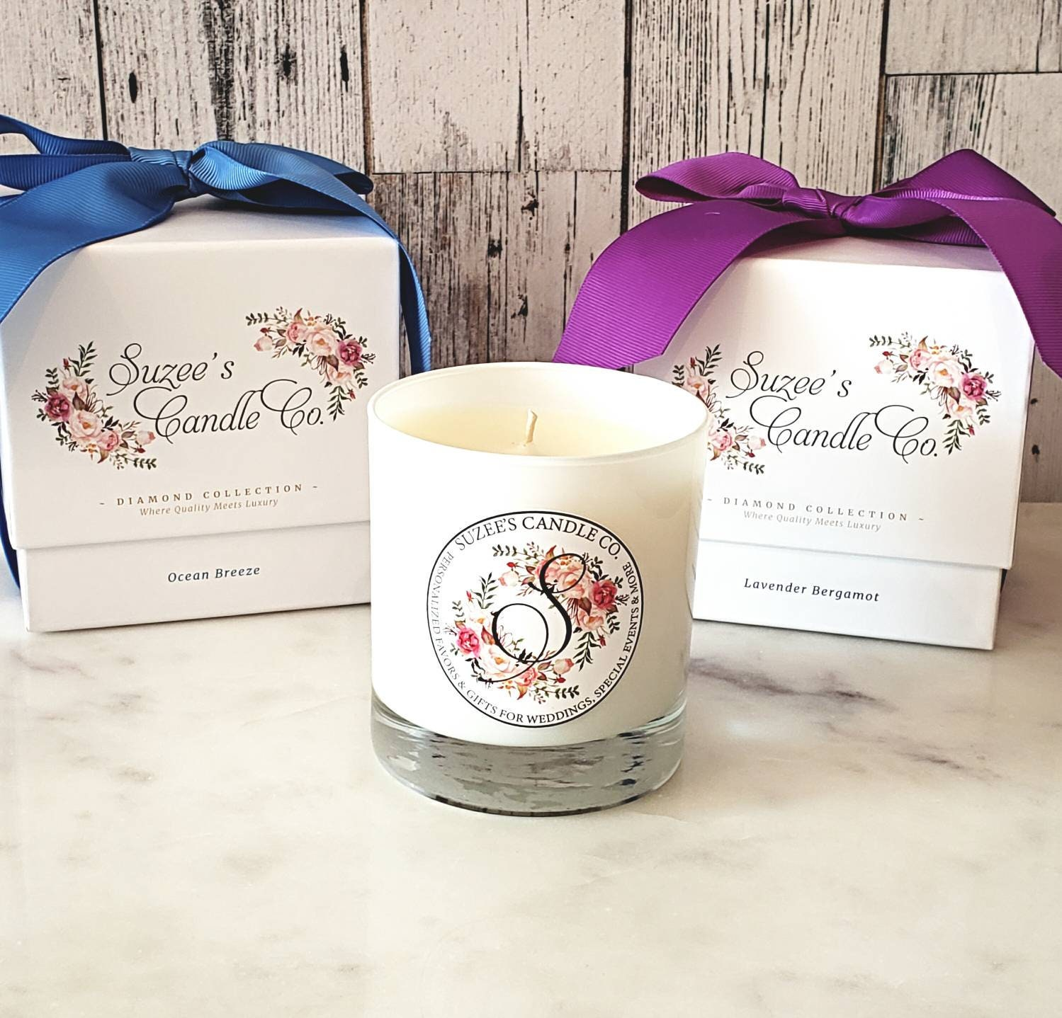 Soy Candle Gift