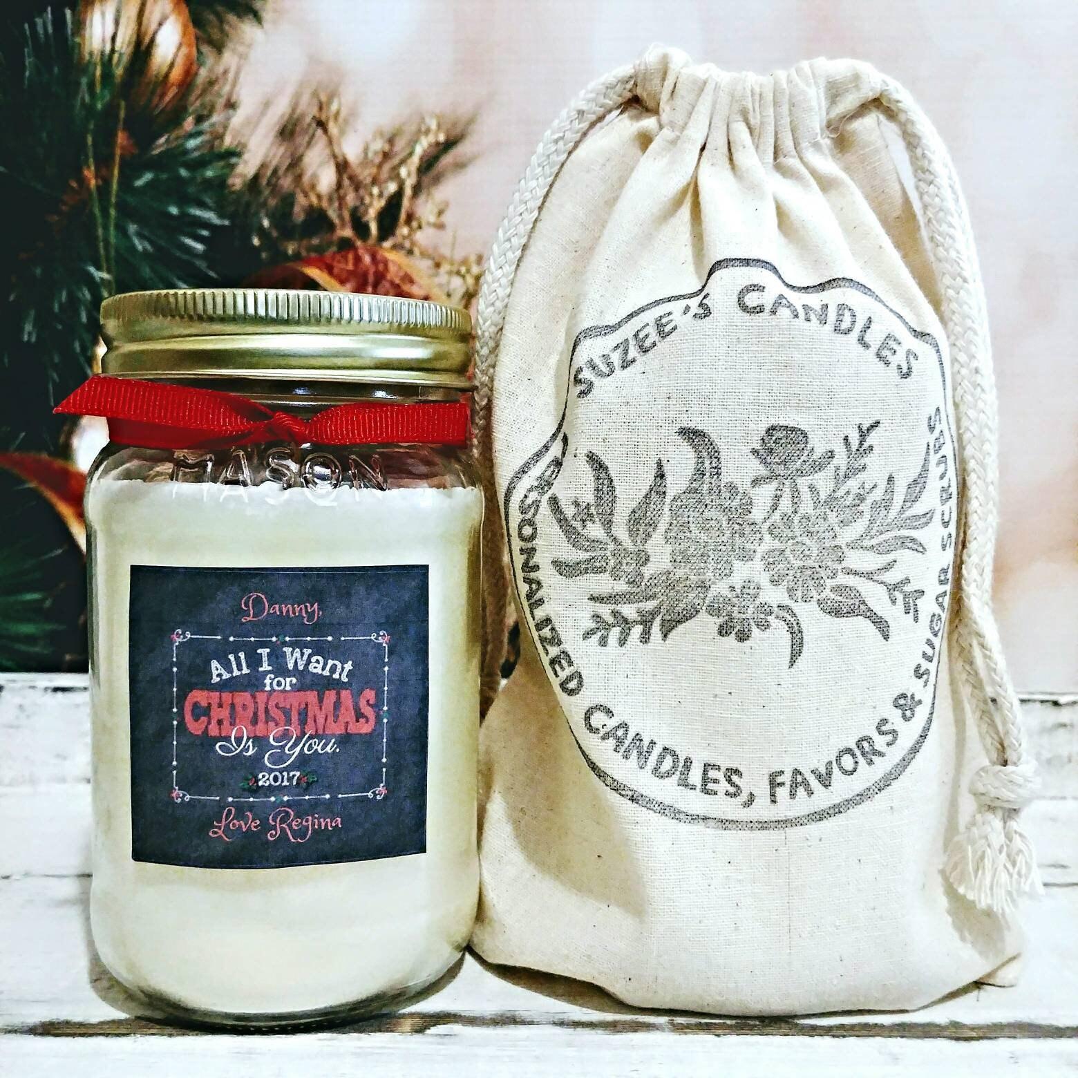 Christmas Candle Gifts - Christmas For Boyfriend - Christmas For ...