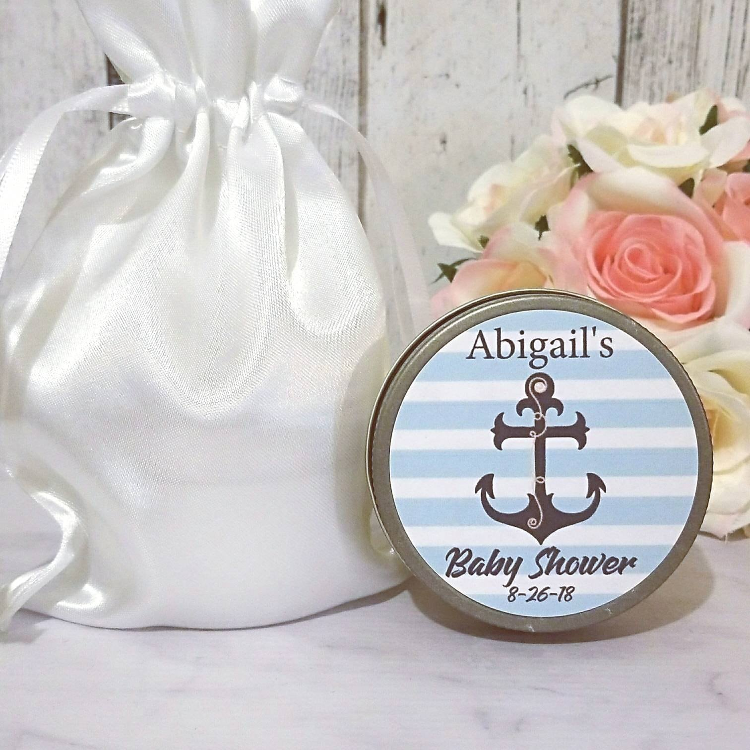 Baby Shower Favors Nautical Baby Shower Favors Baby Shower