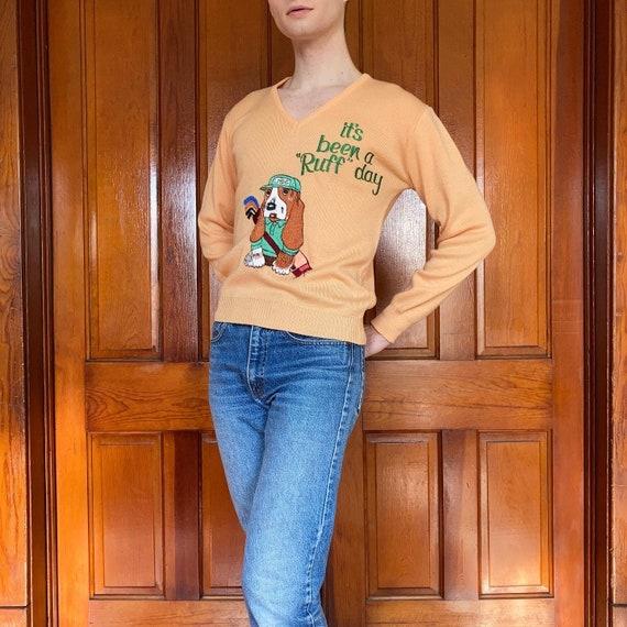 70s Novelty sweater