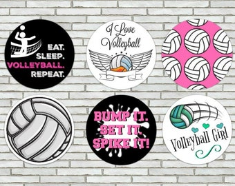 6fa30e17e83e Set Of 6 Volleyball 1.25