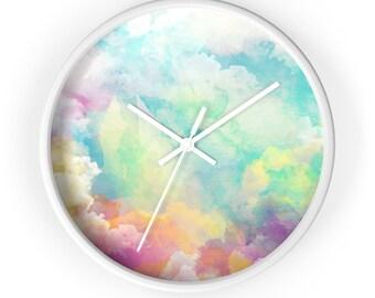 Modern Wall Clock, classic wall clock,  Minimalist Wall Clock, geometric design,abstract design Wall Clock