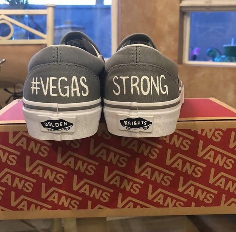 cbde711917 Vegas Golden Knights Shoes