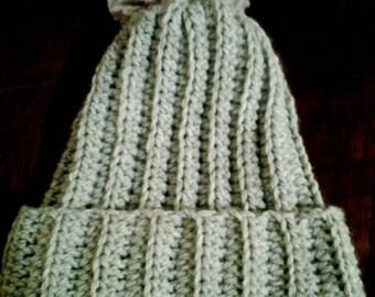 Hat, wool hat, crochet hat, snow hat, winter hat, Shetland wool