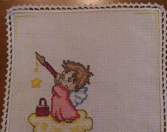 crochet little picture