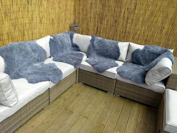 Schapenvacht Op Stoel : Unique schapenvacht voor in bed boxsprings bedden matrassen