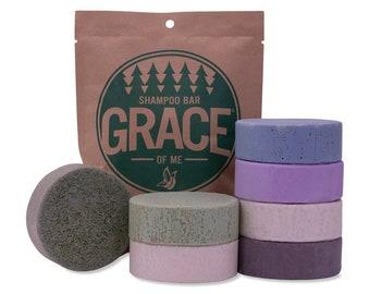 Shampoo Bar - 2% Pyrithione Zinc (ZnP) by Grace of Me (4 Oz)