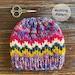 Patty M reviewed Scraptacular Beanie Knitting Pattern