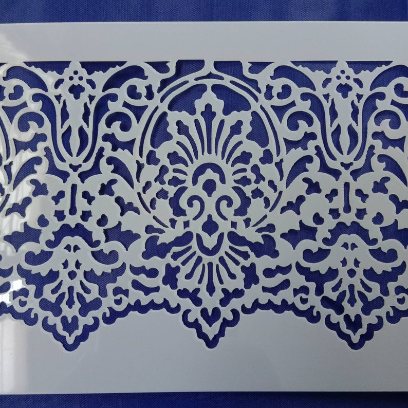 Wedding cakes stencil Stencil for any craft projects cake decorating tool Cake stencil
