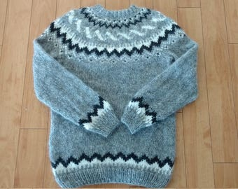 Icelandic sweater, Lopi