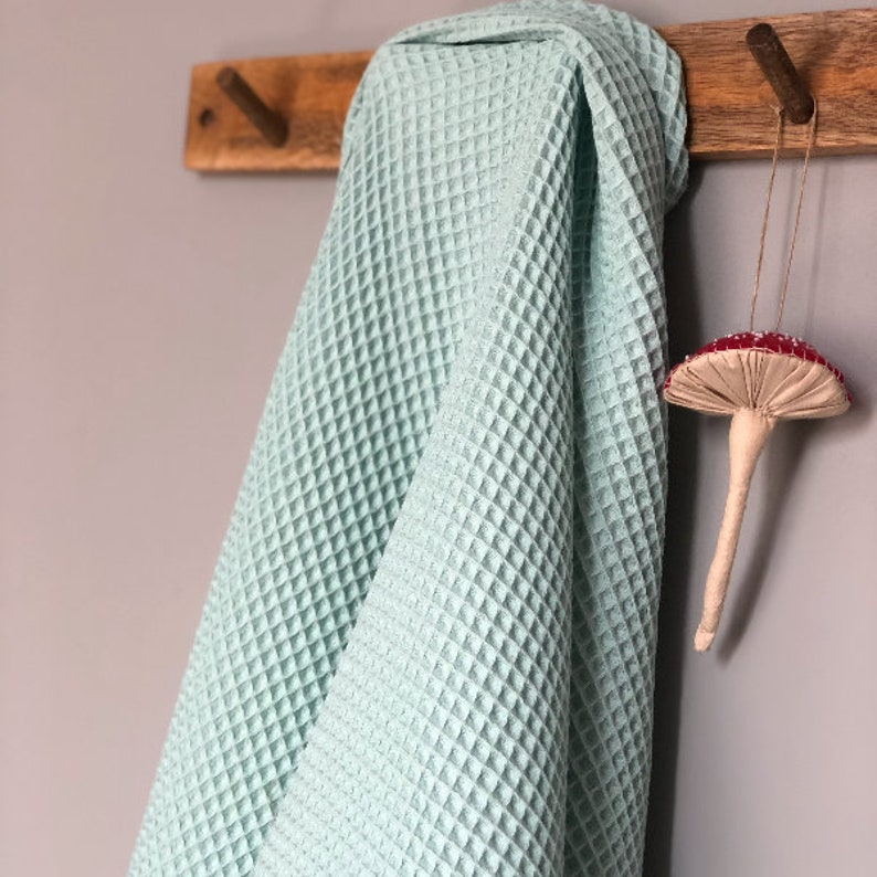 Waffle beach towel Baby shower gift girl Cotton baby blanket Blush swaddle blanket Waffle weave fabric Waffle baby girl blanket