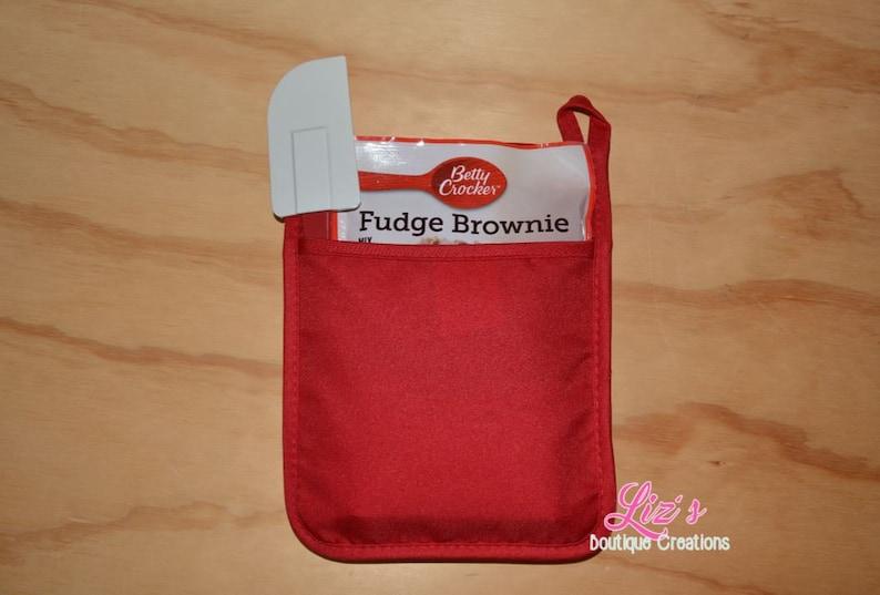 personalized potholder Custom Pot Holder Personalized Pot Holder Pot holder Christmas gift stocking stuffer teacher gift oven mitt