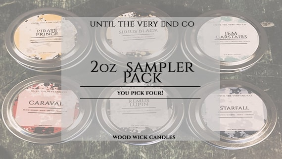 2 oz Sampler Pack