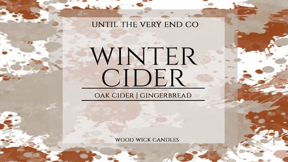 Winter Cider