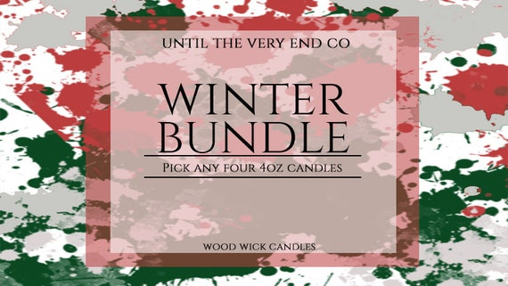Winter Bundle Special (pick 4)