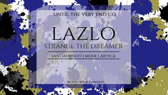 Lazlo - Strange the Dreamer