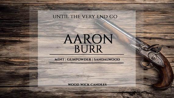 Arron Burr
