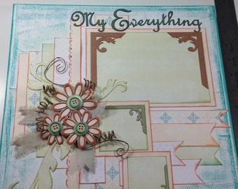 """Wall Hanging """"My Everything"""""""