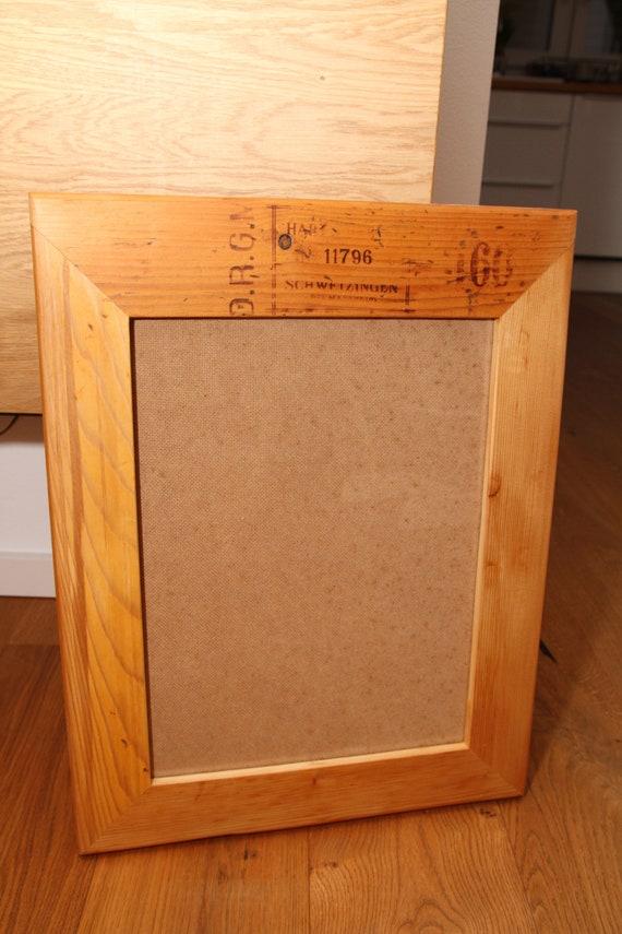 NATURA 30x40 cm buche Bilderrahmen Holz