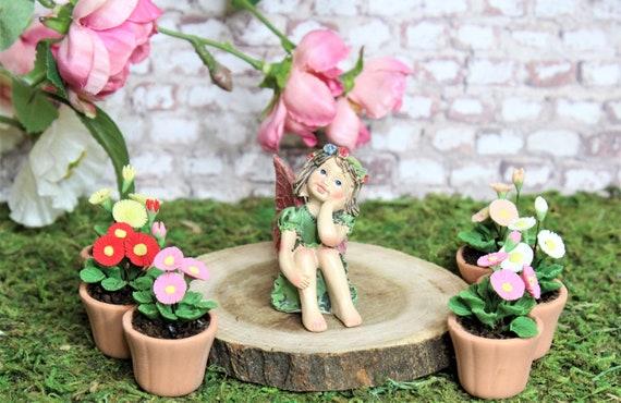 Buy 3 Save $5 Miniature Fairy Garden Easter Bunny #4