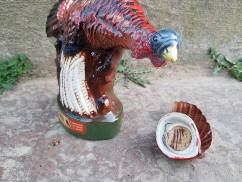 McCormick Decanter Number 3  No 185 Austin Nichols 45 quart Wild Turkey
