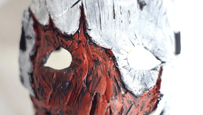 Trapper mask Mask Dead by Daylight mask Killer Horror Nightmare cosplay survival horror game Killer mask wearable halloween costume