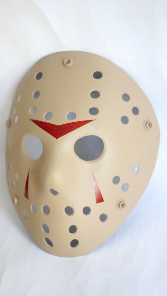 Freitag Der 13 Teil 3 Jason Hockey Maske Jason Voorhees Etsy