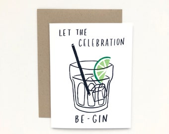Let The Celebration Be-Gin
