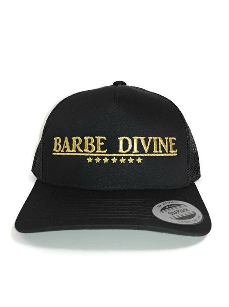 ae100f5e0 Black beard Divine SnapBack Cap